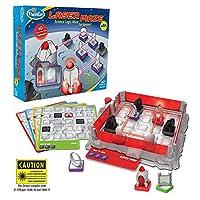 ThinkFun 激光迷宮 初級版(1級 激光器)邏輯游戲 STEM Toy 榮獲兒童玩具獎