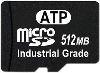 ATP 工业级微型 SD 卡AF512UDI-5ACXX Micro SD 512MB