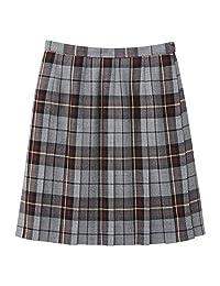 Venus 格子裙 〈48cm长/带衬里〉 0213004 女款