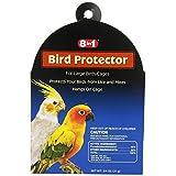 8 合 1 鸟类保护套,大号 Large, 3 Pack