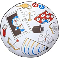 ASTRO 哆啦A梦 收纳盒 盒 有趣收纳 収納クッション 収納クッション 900-27