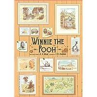 Educa Borrás 18256 Winnie The Pooh 500 片相框拼图,多种颜色