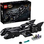LEGO 乐高 Super Heroes *英雄系列 1989 Batmobile 蝙蝠车 76139