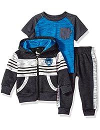 美国 Hawk 婴儿男孩3件套运动套(更多款式可选)