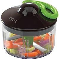 T-fal Ingenio 手电快速食物切碎器,黑色