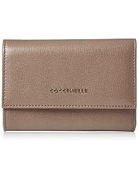 Coccinelle 女式 金属十字纹拉链包 E2 AW1 11(亚马逊进口直采,意大利品牌)