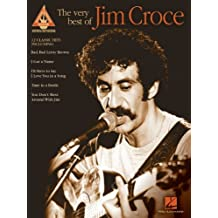The Very Best of Jim Croce Songbook (English Edition)