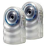 Zircon 68639 Leak Alert Plus LED Electronic Water Detector Bonus Pack , Batteries Not Included, 2 Pack, LED and Audio