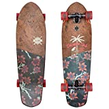 GLOBE Skateboards Big Blazer Cruiser 完整滑板,椰子/Vault