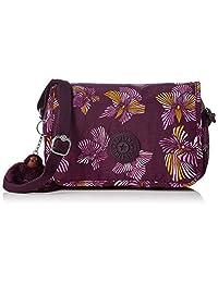 Kipling Delphin N 女士斜挎包 Violett (Plum Purple), 15.5x23.5x5 cm (B x H T)