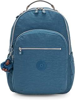 Kipling 凯浦林 Seoul 书包,44 厘米 Blue (Mystic Blue) Blue (Mystic Blue)