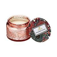 Voluspa Persimmon & Copal Petite 玻璃罐蜡烛 96.52 克