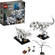 LEGO Ideas 21320 恐龙化石建筑套装(910 件)