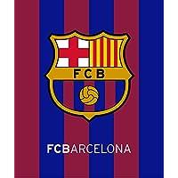 FC BARCELONA SOCCER TEAM BEACH TOWEL 尺寸 101.6 X 177.8 厘米