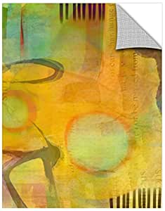 "Tremont Hill Delores Orridge Naskrent ""Radiant Day""画廊包装油画,24X32"