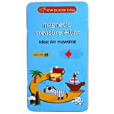 Magnetic Travel Treasure Hunt Game - Car Games, Airplane Games and Quiet Games