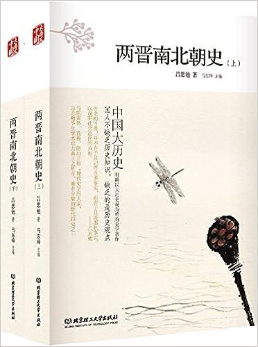 中国大历史:两晋南北朝史(上、下册)