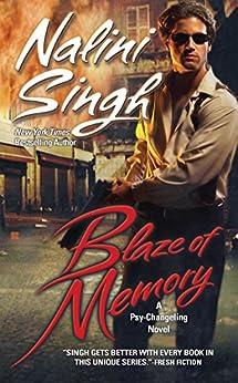 """Blaze of Memory (Psy-Changelings, Book 7) (English Edition)"",作者:[Singh, Nalini]"