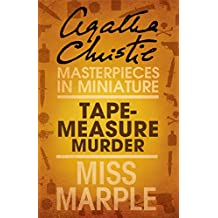 Tape Measure Murder: A Miss Marple Short Story (English Edition)