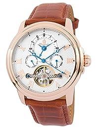 Burgmeister 伯格麦斯特 德国品牌 机械手表 男士腕表 个性时尚 BM128-385(亚马逊自营商品, 由供应商配送)