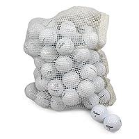 Titleist 各种模型回收 B/C 级高尔夫球 Onion 网袋(72 件)
