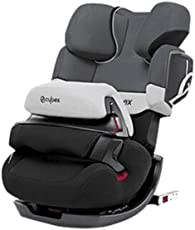 CYBEX 赛百斯汽车儿童安全座椅pallas 2-fix 约9个月-12岁 银石灰