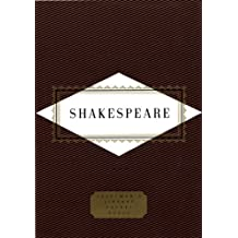 Shakespeare: Poems (Everyman's Library Pocket Poets Series) (English Edition)