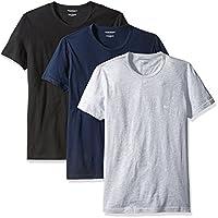 Emporio Armani 男式 棉质圆领T恤