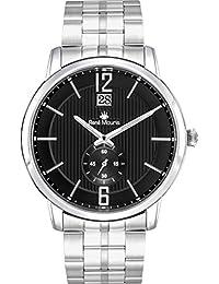 Rene Mouris 法国品牌 Executive 石英男女适用手表 80102RM1(亚马逊进口直采,法国品牌)
