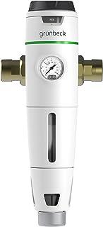Grünbeck 反冲洗过滤器 pureliQ:RD 25 (过滤饮用水,保护水管; DN25,100 µm,2.5公斤) 101375