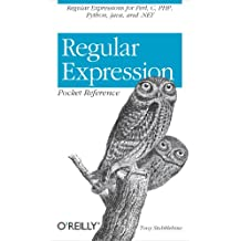 Regular Expression Pocket Reference (English Edition)