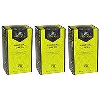Harney & Sons 热带*包裹 20 个茶签(3 个装)