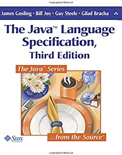 The Java Language Specification (3rd Edition)