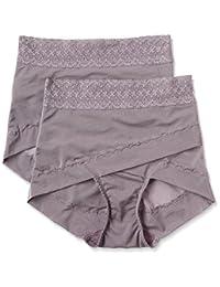 ( 厚木 ) Atsugi 矫正短裤骨盆矫正骨盆交叉短裤提臀〈2条装〉