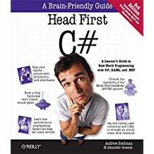 Head First C#: A Learner's Guide to Real-World Programming with C#, XAML, and .NET (English Edition)
