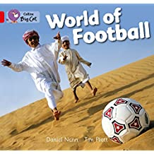 World of Football: Band 02A/Red A (Collins Big Cat) (English Edition)