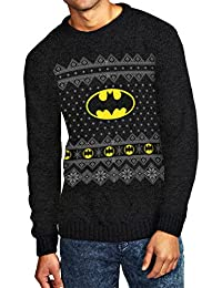 Batman 男式标志运动衫