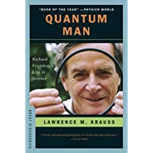 Quantum Man: Richard Feynman's Life in Science (Great Discoveries) (English Edition)