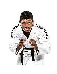 Tatami Fightwear Zero G V4 BJJ Gi 白色