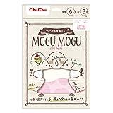 丘比比 吃饭围裙 MOGMOG 摩托车小型包 粉色 W1.5×D2.3×H23cm