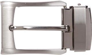 无镍 1 1/4 英寸(34 毫米)夹带扣用于更换或皮革工艺