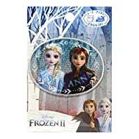 Pioneer Disney FROZENII 冰雪奇缘2 艾尔莎&安娜 爱伦・贴纸两用徽章 MY6003-MY448