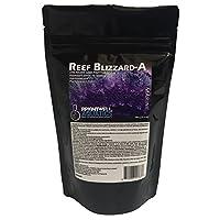 Brightwell Aquatics Reef Blizzard-一款粉状植物食品混合物,适用于蚂蚁和植物鱼 100g