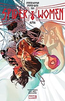 """""""Spider-Women Alpha #1 (Spider-Women (2016)) (English Edition)"""",作者:[Various]"""