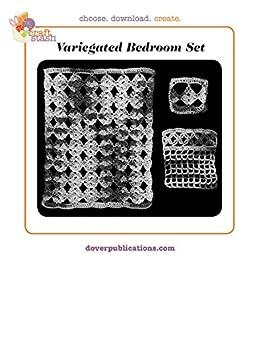"""Variegated Bedroom Set (Dover CraftStash) (English Edition)"",作者:[Drysdale, Rosemary]"