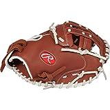 Rawlings R9 垒球系列 33 英寸 R9SBCM33-24DB 快投垒球手手套
