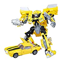 Hasbro 孩之宝 变形金刚 经典电影 加强级系列 大黄蜂 E0739
