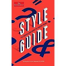 经济学人系列:风格指南 英文原版 The Economist Style Guide: 12th Edition Ann Wroe Economist Books [平装] [Jan 01, 2018] The Economist [平装] The Economist