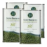SolerRomero皇家莎罗茉特级初榨橄榄油500ml*4(西班牙进口)