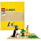 LEGO 乐高 拼插类玩具 Classic经典系列 经典创意沙色底板 10699 4-99岁 积木玩具
